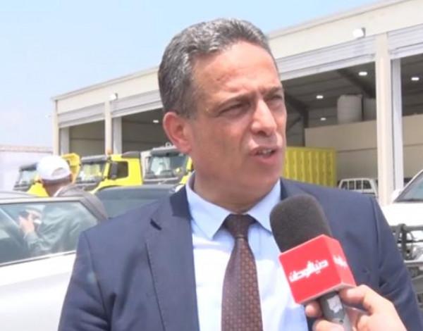 البديري: سنُقدم كل شيء لمساعدة قطاع غزة ونحتاج لمكب نفايات آخر