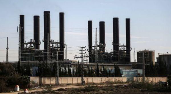 كهرباء غزة: تعطل في خط 7 الإسرائيلي المُغذي للمنطقة الوسطى