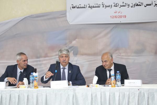 مجدلاني: تجربة القيادة الفلسطينية مع الابتزاز المالي والسياسي طويلة وليست بسيطة
