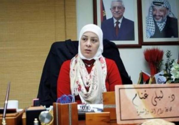 غنام: نرفض المشاريع التصفوية والقدس وفلسطين ليستا للبيع