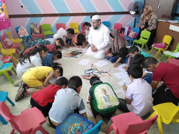 لجنة دعم دار القران الكريم في محافظة طولكرم تقر عدة برامج