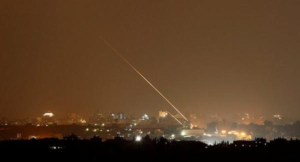 إطلاق صاروخ من جنوب القطاع تجاه المجلس الإقليمي بأشكول