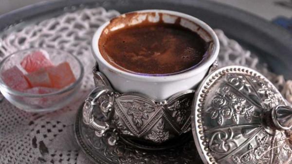 قهوة الرفاعي التركية