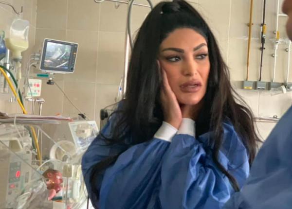 70 حقنة في الرأس.. سالي عبدالسلام تكشف تطورات حالتها الصحية