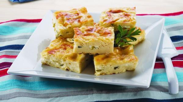 برك تركية بالجبنة