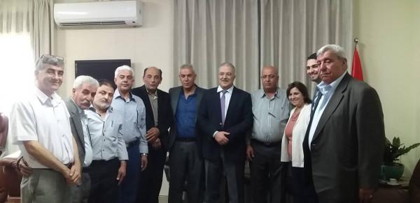 النقل والمواصلات تكرم جمعية الأوفياء