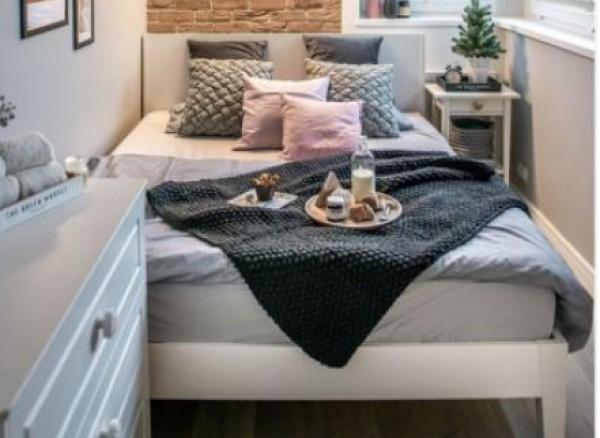 9 أفكار مدهشة لديكور غرف النوم الصغيرة