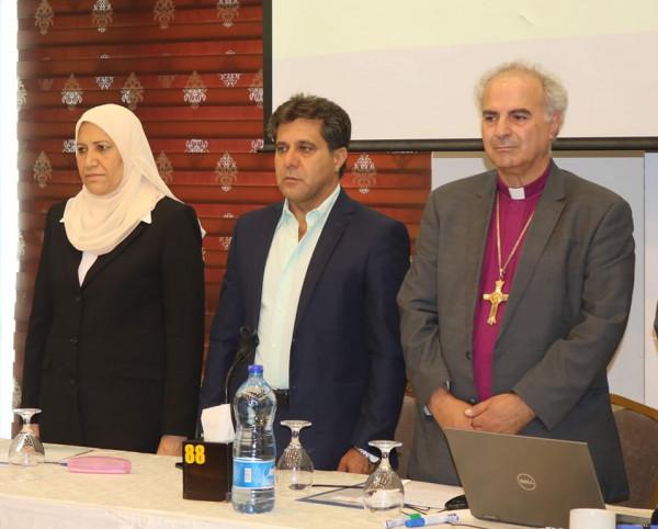 حمد: المجتمع الفلسطيني صاحب تجربة وأيقونة يُحتذى بها