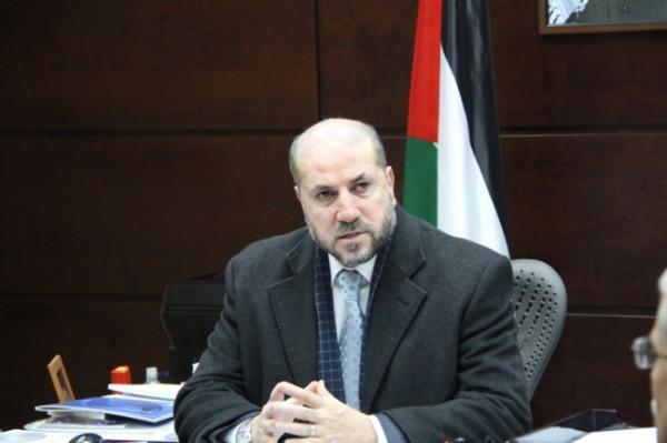 الهباش: حماية الأقصى من مؤامرات الاحتلال واجب ديني في أعناق جميع المسلمين