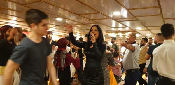 رزان تتألق ب 3 حفلات في أسطنبول بعيد الفطر