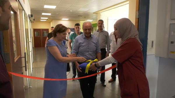 مستشفى جمعية بيت لحم العربية للتأهيل تحتفل بتوسيع وحدة علاج وجراحة القلب