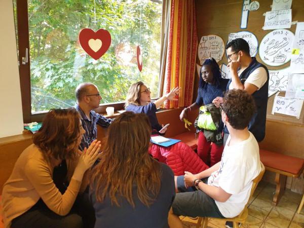 مركز شاهد ينضم لشبكة مؤسسات دولية للتضامن والإبداع