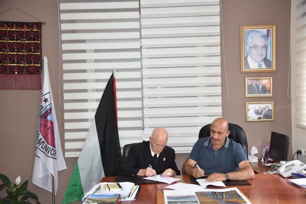 جامعة بيت لحم وبلدية بيت جالا، تعاون من أجل تنشيط السياحة في المدينة