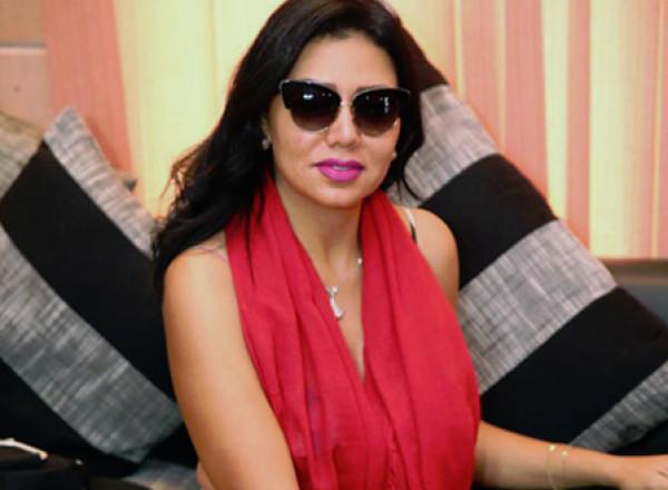 رانيا يوسف تدعم محمد صلاح على طريقتها الخاصة