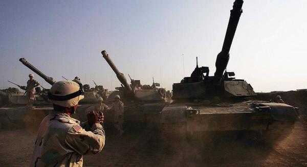 هجوم بالهاون على قاعدة تستضيف قوات أميركية في العراق