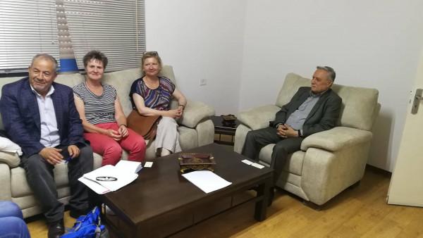 أبو ليلى يدعو لتعاون اليسار الأوروبي لإحباط قرار البوندستاغ بشأن حملة المقاطعة