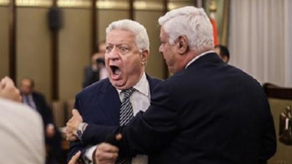 شاهد: مرتضى منصور يُهاجم منتخب مصر بسبب محمد صلاح