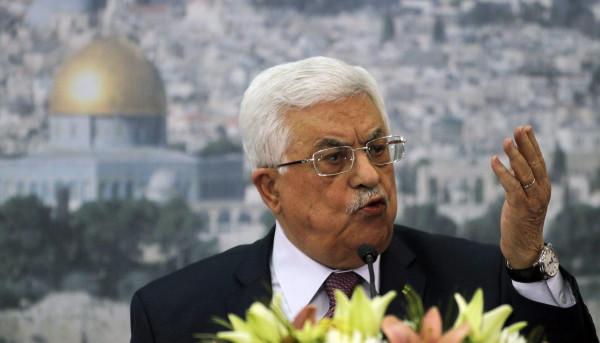 """الرئيس عباس: كل من أخذ قرشاً """"مش حقه يرجعه"""""""