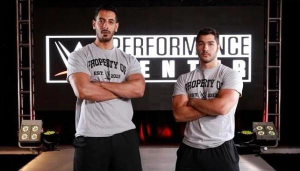 مصارعان سعوديان ينضمان إلى WWE