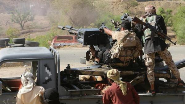 """""""عملية نوعية"""" ضد جماعات الحوثي في جبهة مريس"""