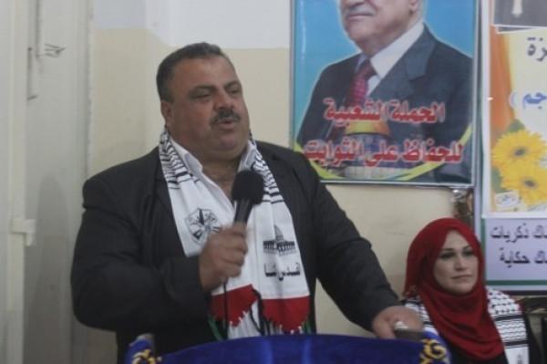أبو وردة: فلسطين ستشهد حراكاً شعبياً لرفض محاولات طمس القضية الفلسطنيية