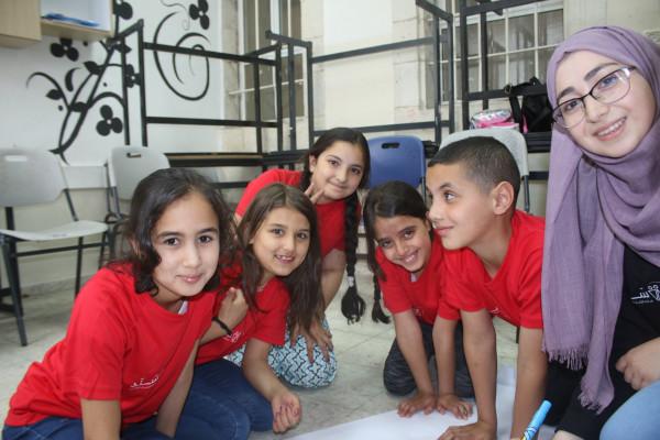 """""""مخيم سَنَدْ الصيفي"""" حاضنة نموذجية لأطفال القدس"""