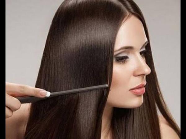 خلطة سحرية من مطبخك تخلصك من قشرة الشعر نهائيا