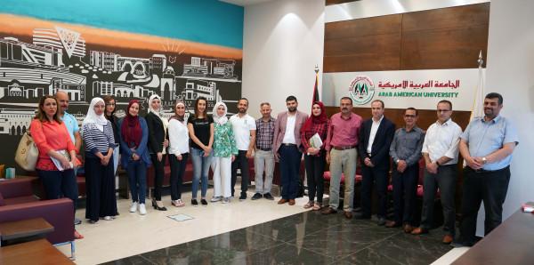 العربية الأمريكية: بدء التدريس ببرنامج الدكتوراه في الأعمال الأول من نوع بفلسطين