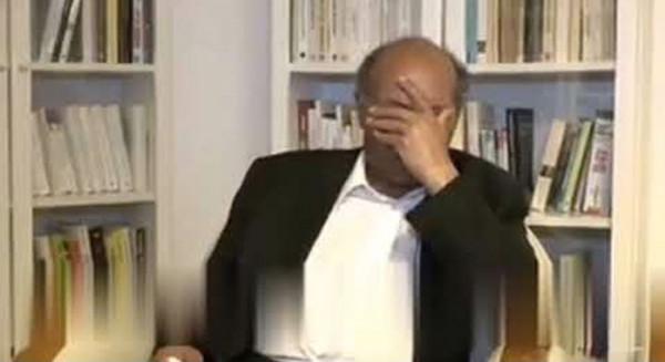 شاهد: المنصف المرزوقي يبكي أثناء رثاء محمد مرسي