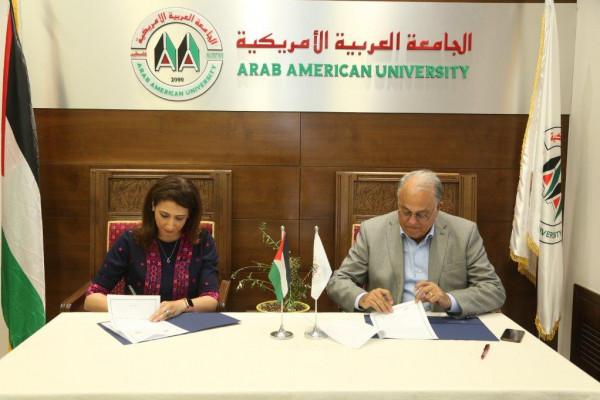 توقيع اتفاقية شراكة وتعاون بين الجامعة العربية والجهاز المركزي للإحصاء الفلسطيني