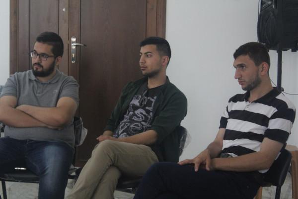 الفلسطينية لإسناد الطلبة تختتم برنامج النجاح في عالم متغير في محافظة سلفيت