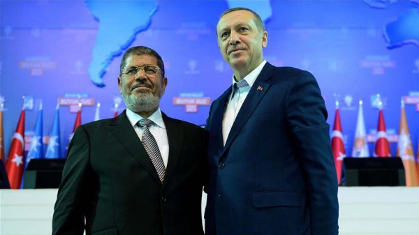 أحزاب مصرية: أردوغان تجاوز الخطوط الحمراء