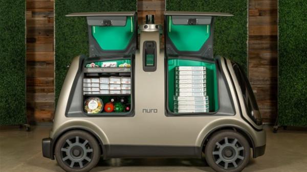 بدون سائق.. سيارات روبوتية لتوصيل الطلبات إلى منازل العملاء