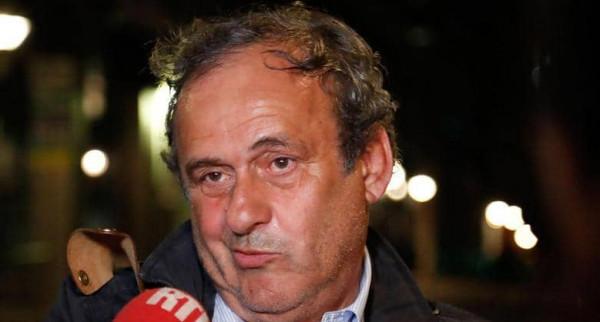 الشرطة الفرنسية تطلق سراح ميشيل بلاتيني