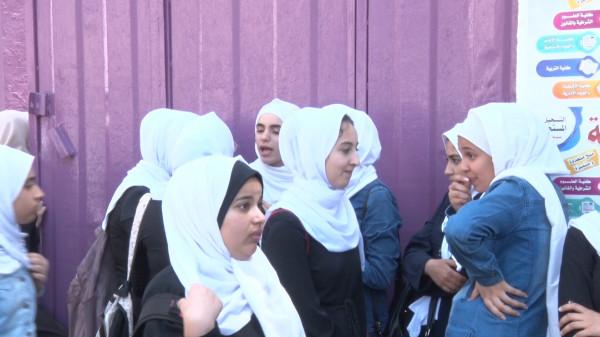 شاهد: إجماع من طلبة الثانوية العامة على سهولة امتحان الكيمياء