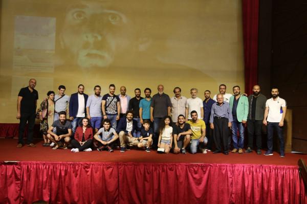 افتتاح أفلام قاسم إسطنبولي في المسرح الوطني اللبناني