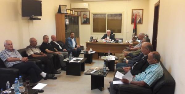 """فصائل المنظمة بلبنان: ورشة المنامة هي الخطوة الاولى لتطبيق """"صفقة القرن"""""""