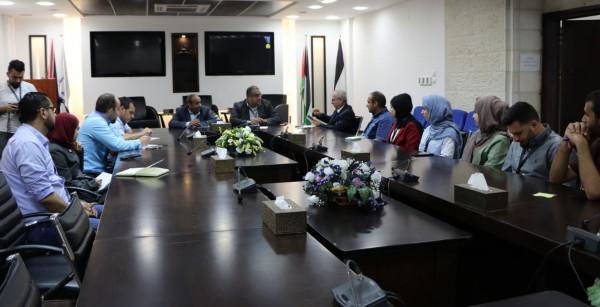 وزارة الاتصالات تعقد لقاء لمناقشة إثراء المحتوى الرقمي العربي على الإنترنت