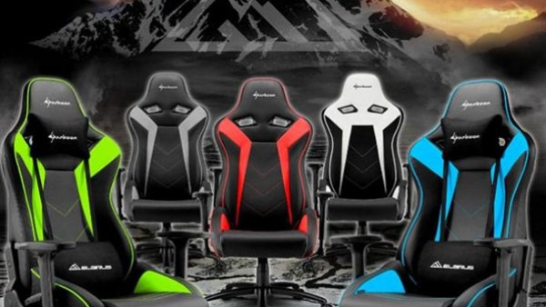 شركة ألمانية تصمم مقعد ألعاب يشبه السيارات الرياضية.. والسعر مفاجأة