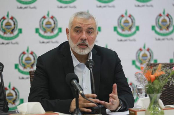 هنية: التفاهمات مع إسرائيل دخلت مرحلة الخطر والمواطن لم يشعر بها بسبب تلكؤها