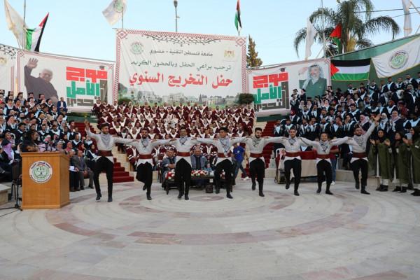 خضوري تحتفل بتخريج فوجها 12 فوج الأمل والتحدي