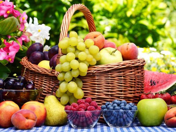 رجيم الفاكهة الخسار كيلوغرامين أيام