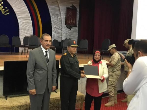 بالصور..نقيب مهندسي أسيوط يشهد فعاليات حفل تكريم ذوي الإعاقة بالمنطقة الجنوبية العسكرية