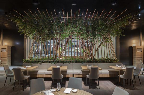 المطعم العالمي الياباني نوبو يفتتح المطعم الموسمي علي الواجهة البحرية بجدة