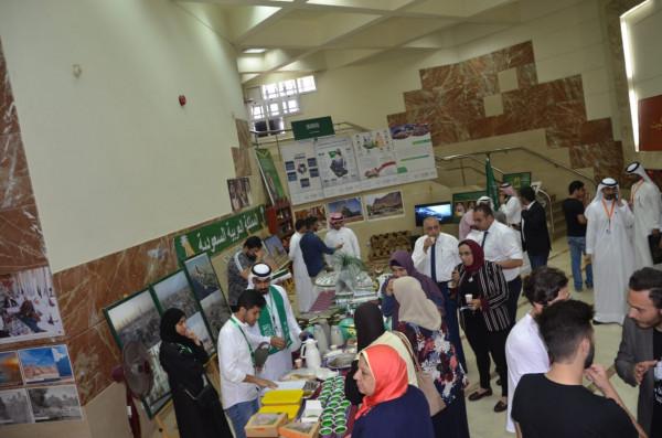 الملحقية الثقافية تشارك في اليوم الدولي بطب الإسكندرية