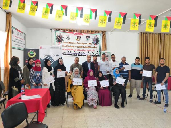 جلسة مساءلة يعقدها المركز الفلسطيني بالشراكة مع جامعة القدس المفتوحة فرع يطا