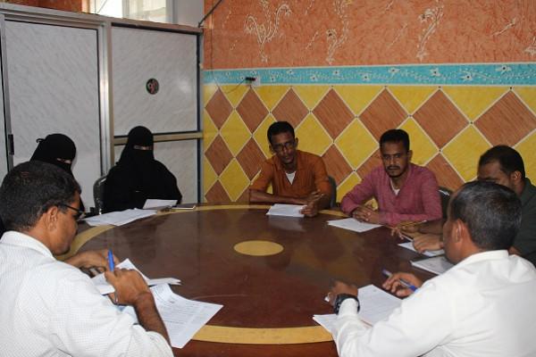 مجلس أمناء مؤسسة الأمل للتنمية يعقد اجتماعه الدوري