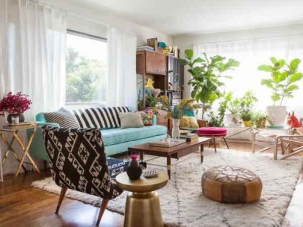 7 أفكار ديكورية لتزين منزلك بألوان الصيف المبهجة