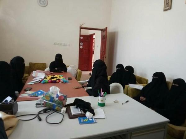مؤسسة الأمل للتنمية تدشن المخيم الصيفي الخامس للفتيات ببروم