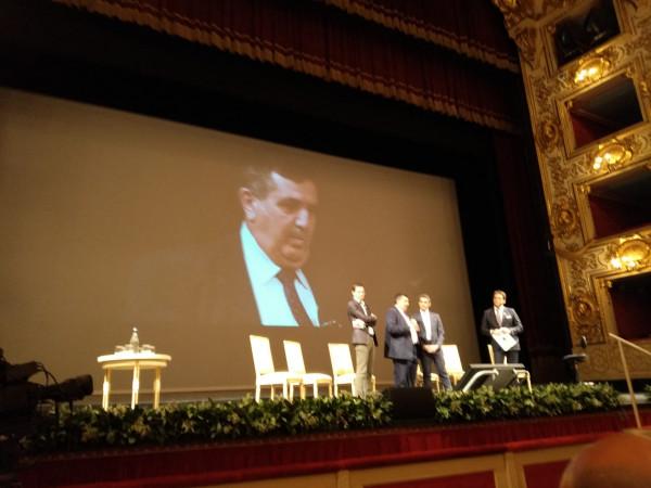 سلمان يشارك في مؤتمر في إيطاليا للإعلان عن مدينة بارما عاصمة للثقافة الإيطالية